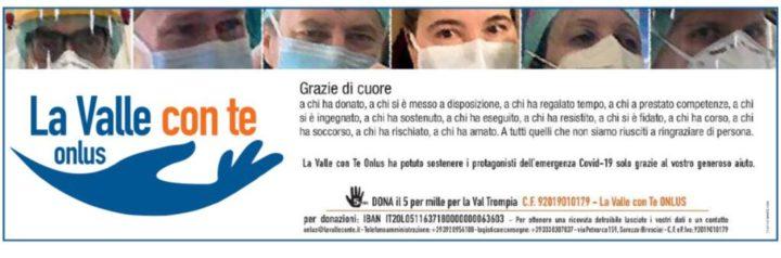 Dal Giornale di Brescia – 09/08/2020